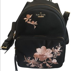 🔥Kate♠️ small Noria Embroidered Backpack🔥
